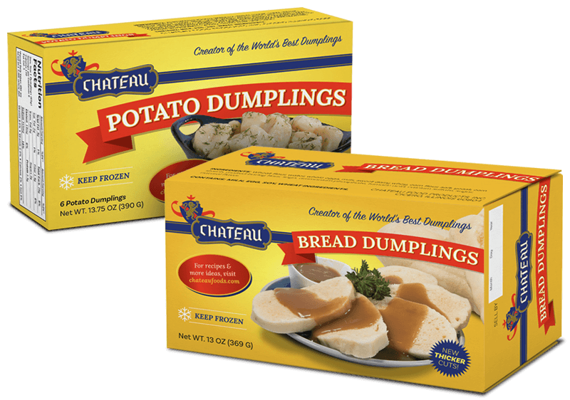 potato & bread dumpling mix