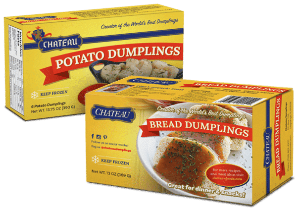 potato bread dumpling mix