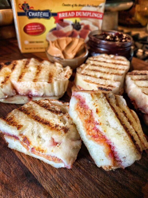World S Best Peanut Butter Amp Jelly Chateau Dumplings